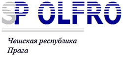 Логотип SP OLFRO, s.r.o., Прага